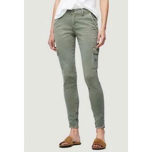 Frame Denim Le Service Cargo Skinny Jeans